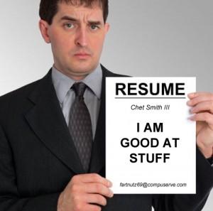 Naming Your Resume File | Job Search Radio