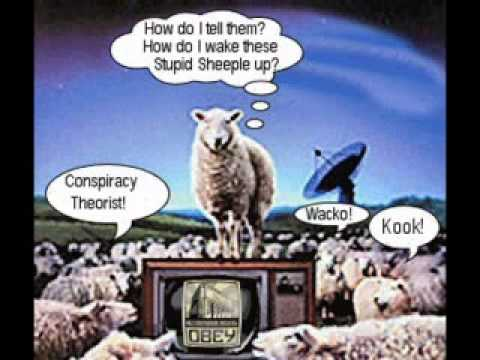 Bah Bah Sheeple, Where Do You Roam?