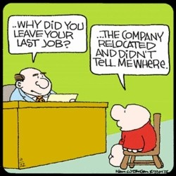 Why Interviews Die.