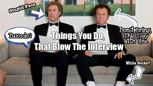 Stupid Interview Mistakes as Reported by Forbes |No BS Job Search Advice Radio