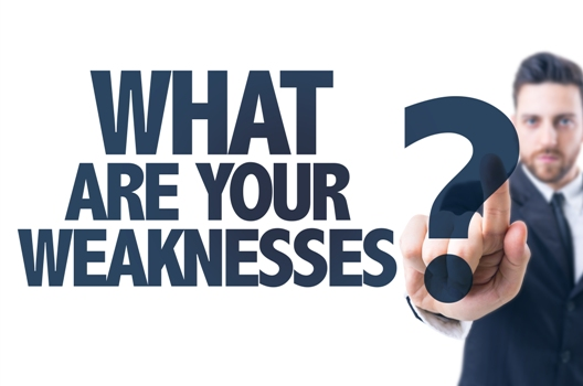 What Are Your Weaknesses? | No BS Job Search Advice Radio