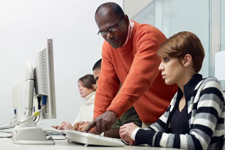 Describe a Teacher You Really Connected With | No BS Job Search Advice Radio