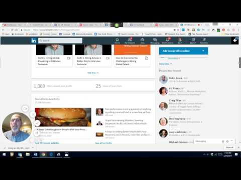 The New LinkedIn Profile (VIDEO)