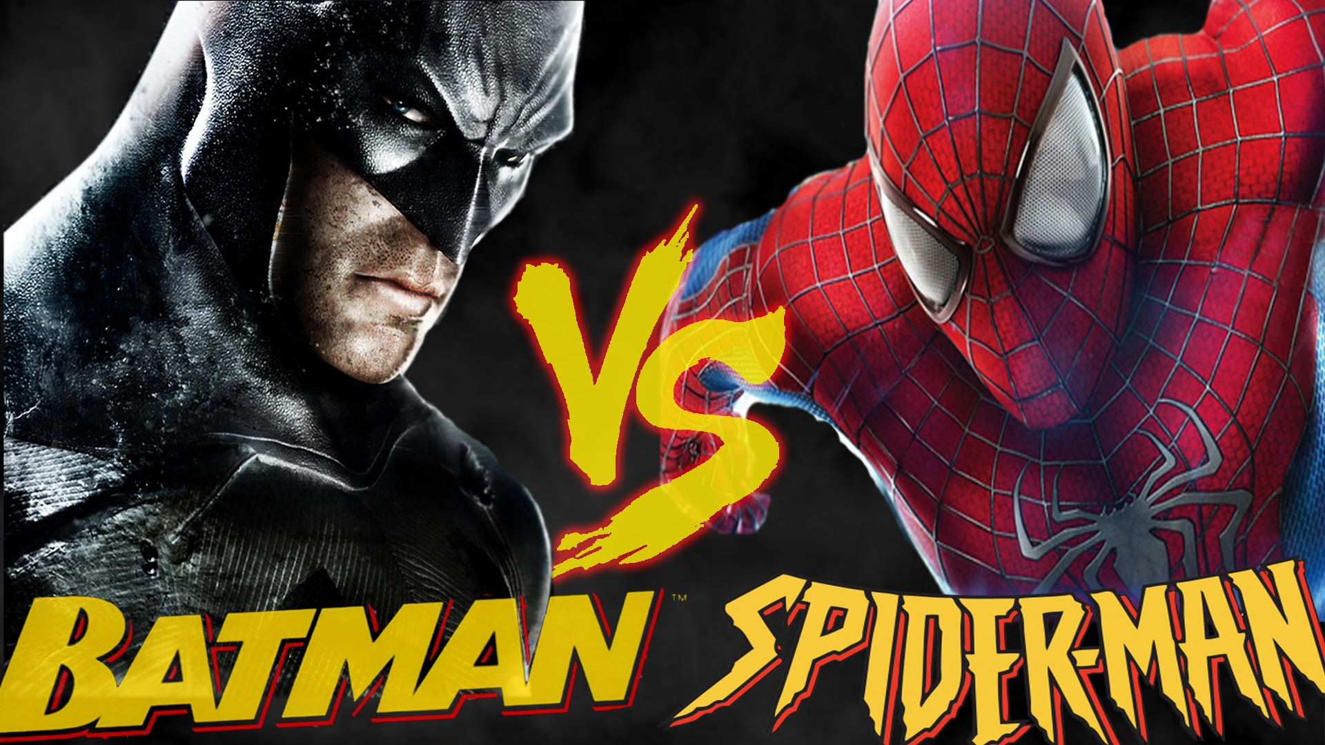 Who Would Win a Battle Between Batman and Spiderman? | No BS Job Search Advice Radio