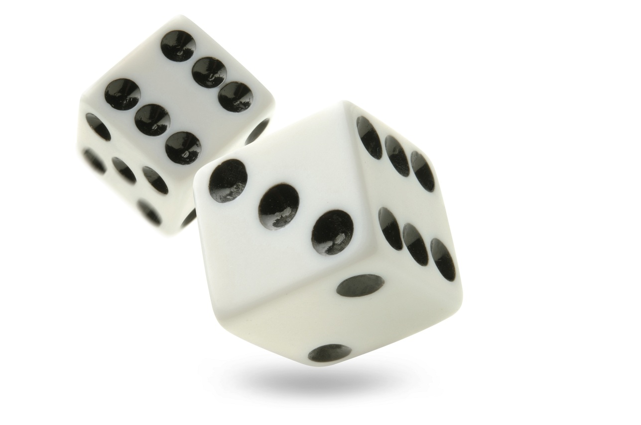 What's the Probability of Two Dice Coming Up With Different Numbers? (VIDEO)