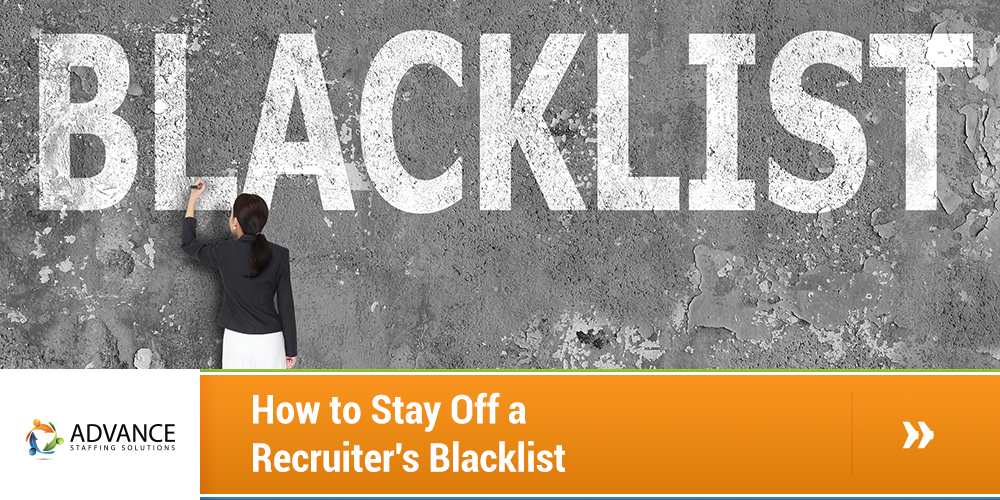 Is There a Recruiter Blacklist? (VIDEO)