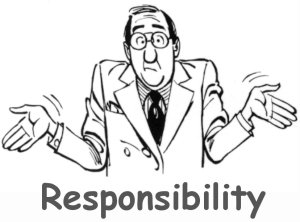 "Instead of ""Responsible for"" (VIDEO)"