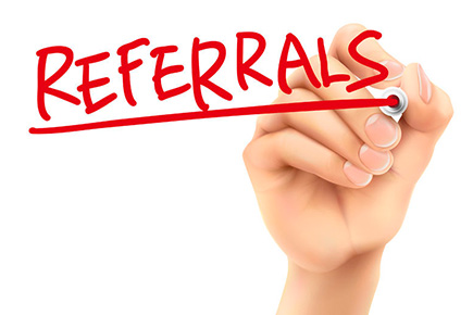 The Referral Obligation