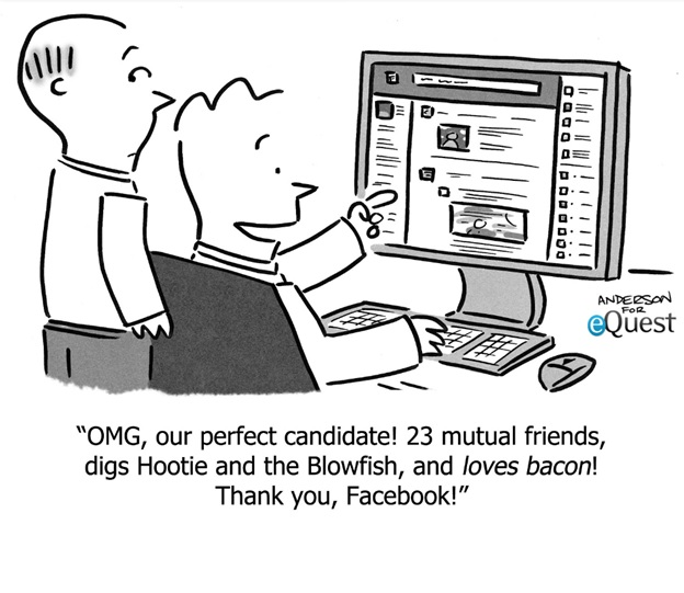The Search for The Perfect Candidate & Making The Decision to Hire