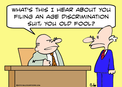 Why Do Recruiters Say You Are Overqualified When It's An Ageist Remark?