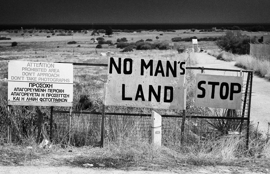 Getting Out of No Man's Land