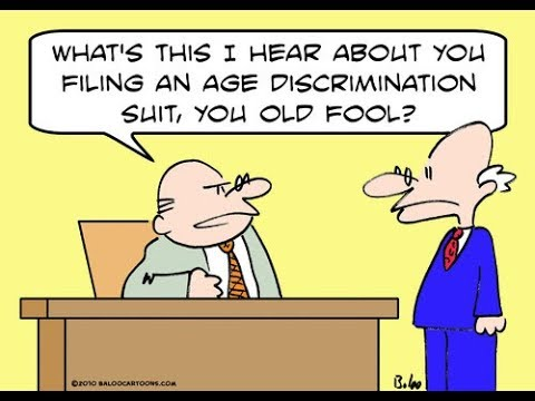 Do You Think It's Age Discrimination?