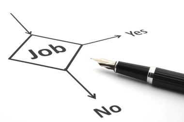 turning down job offer