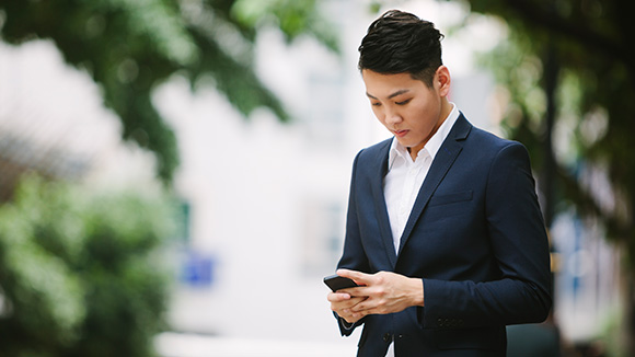 The One Thing to Use Your Mobile Phone For on an Interview