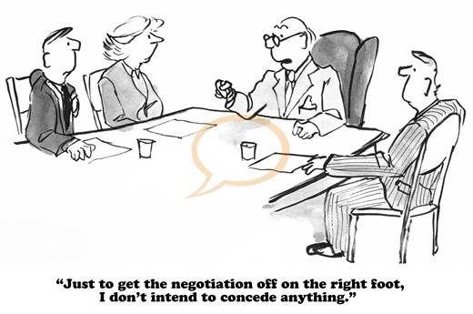 Bad Negotiation